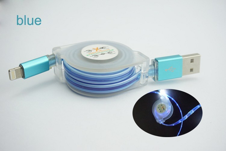 flexible led usb cable,flexible charging cable,flexible data cable,flexible apple charging cable