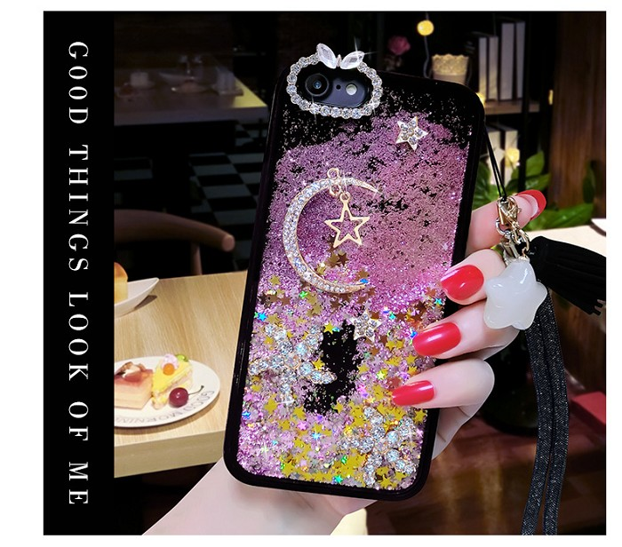 Beautiful Shining Phone Case Personalized Phone Cover