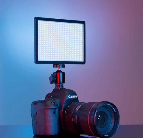 Led-Light-for-photography-videography-broadcast