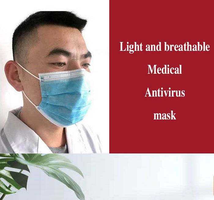 Protective-Surgical-Medical-Disposable-Face-Mask