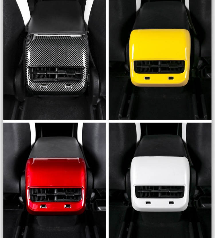 car-console-air-cond-decoration-stripe-cover-for-tesla